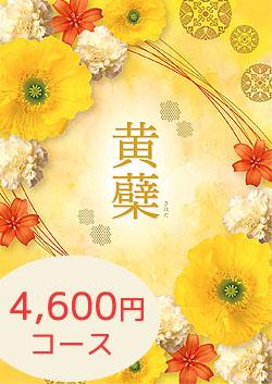 4600円コース