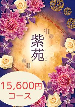 15600円コース