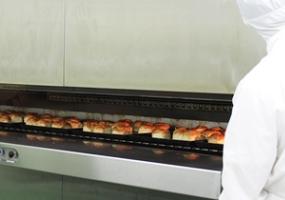 菊芋パン製造工程2