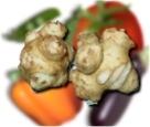 菊芋と野菜