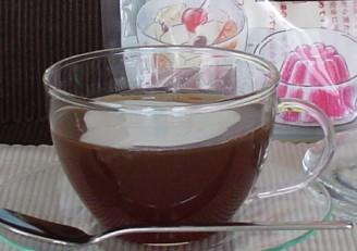 寒天で作る紅茶ゼリー