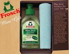 ドイツ生まれのエコ洗剤♪フロッシュ ミニ洗剤&キッチンクロスギフト