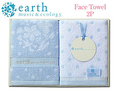 �ʥ����륬����å����earth music��ecology�Υ����륮�եȡʥե�����2��Blue