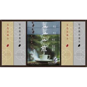 和菓子党に贈る 和菓子に合う日本のコーヒーと豆菓子ギフト(豆菓子4箱)