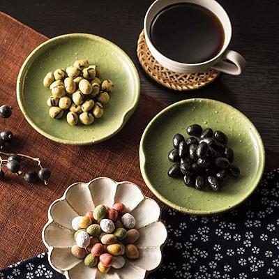 和菓子党に贈る 和菓子に合う日本のコーヒーと豆菓子ギフト