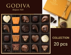 GODIVA Collection (ゴディバ コレクション 20pcs)