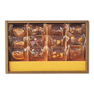 Dried fruits and Nuts Brownies (12pcs)