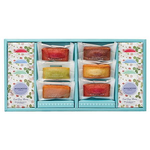 WEDGWOOD & Financier (14pcs)