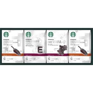 Starbucks Winter Coffee Gift (4P)