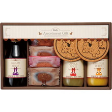 Rody Juice & Cookie Gift (3 bottle)