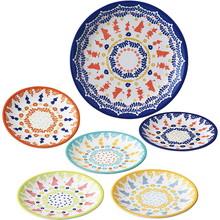 MOOMIN Plate Set (6pcs)