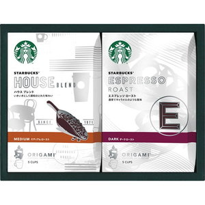 Starbucks Coffee Gift (2P)