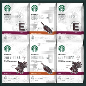 Starbucks Coffee Gift (6P)
