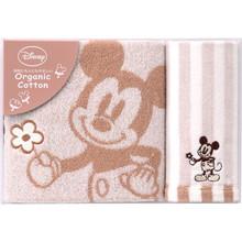 Organic Mickey (Bath 1P・Wash 1P)