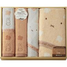 Organic Miffy (Bath×1,Face×1,Wash×3)