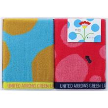 UNITED ARROWS Organic Towel (Face×2)