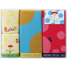 UNITED ARROWS Organic Towel (Face×2,Wash×2)