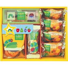 ベストセラー絵本【はらぺこあおむし】のヘルシー野菜スイーツギフト(12pcs)