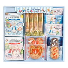 Peter Rabbit Coffee & Baked(13pcs) gift