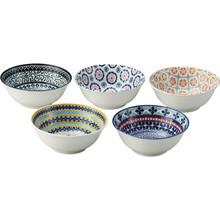 Polish Pottery (5 Bowls)