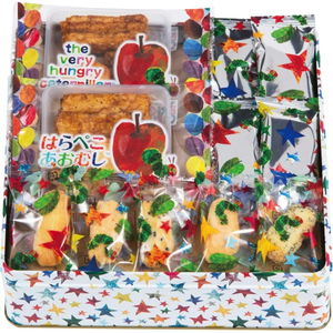Hungry Caterpillar rice crackers (158g)