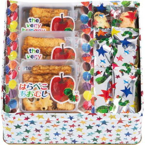 Hungry Caterpillar rice crackers (219g)