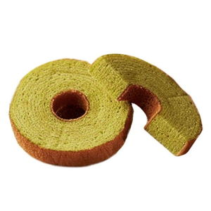 Green Tea Baumkuchen