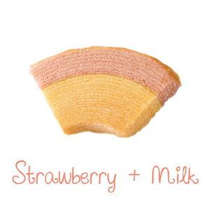 Strawberry & Milk