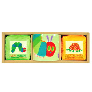 The Very Hungry Caterpillar Rice & Towel (3pcs)