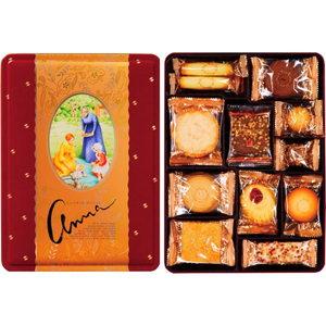 12種類の味が楽しめる カントリークッキー(44pcs)