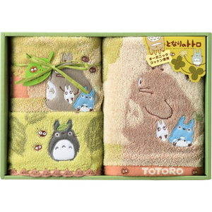 TOTORO forest (Face×1, Wash×1, Mini×1)