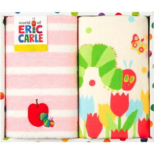 The Very Hungry Caterpillar (Face×2)(Pink)