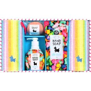 Rody Hand Soap (1P)、Refill (1P)、Fruits Soap(1P)、Wash(2P)
