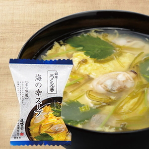 海の幸スープ
