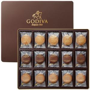 GODIVA ゴディバ プレミアムクッキー(55pcs)