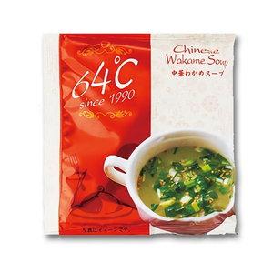 中華わかめスープ