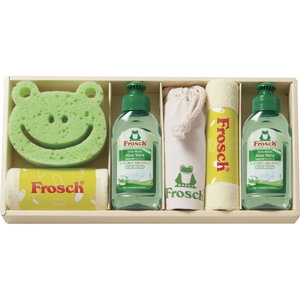 Frosch Kitchen Soap (soap×2、goods×4)