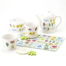 Flower Tea Time Set