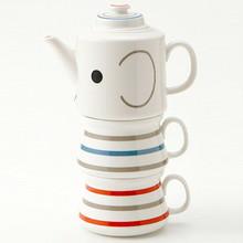 Tea For Two Elephant