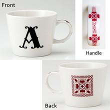Alphabet Mug (A)