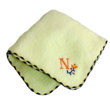 Alphabet Mini Towel (N)