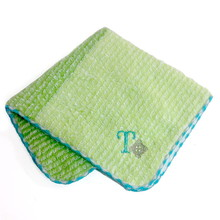 Alphabet Mini Towel (T)