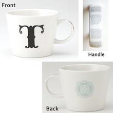 Alphabet Mug (T)