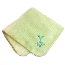 Alphabet Mini Towel (Y)