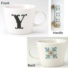 Alphabet Mug (Y)