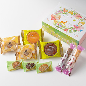 Forest Sweets Gift (9pcs)