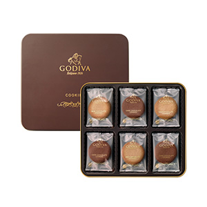 GODIVA Cookie assortment (18pcs)