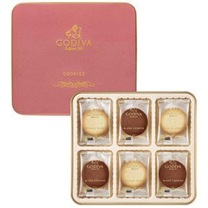 GODIVA Chocolat & Blanc Cookies(18pcs)