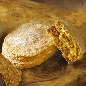 Dacquoise (Caramel)