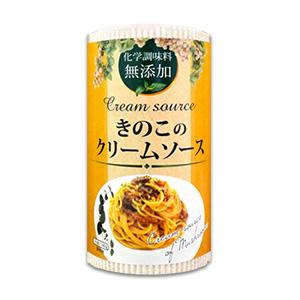 Pasta Sauce (きのこクリーム)
